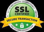 certyfikat SSL potwierdzający bezpieczeństwo Twoich danych w Veeles