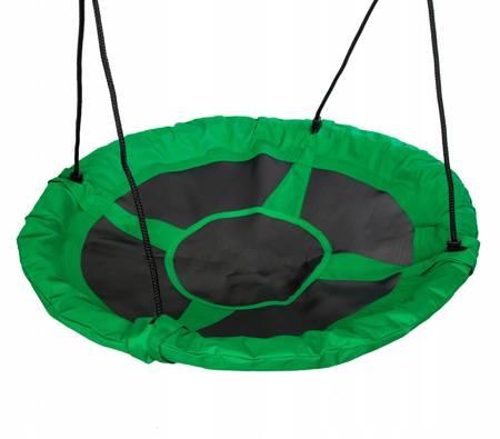 zielone bocianie gniazdo