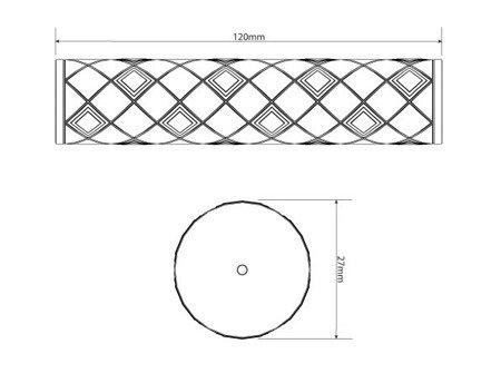 gumoweew raczki rysunek techniczny
