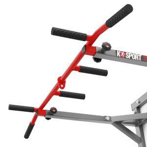 Bezpieczny sprzęt sportowy-Drążek treningowy do ćwiczeń podciąganiaścienny KSH011/SK X-MAX_VEELES.com3