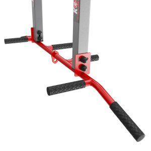Bezpieczny sprzęt sportowy-Drążek treningowy do ćwiczeń podciągania ściana/sufit KSSL041_VEELES.com3