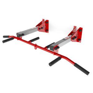 Bezpieczny sprzęt sportowy-Drążek treningowy do ćwiczeń podciągania ściana/sufit KSSL041_VEELES.com2