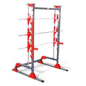 Bezpieczny sprzęt sportowy-Suwnica Smitha-maszyna treningowa  pod ławkę KSSL022_VEELES.com1