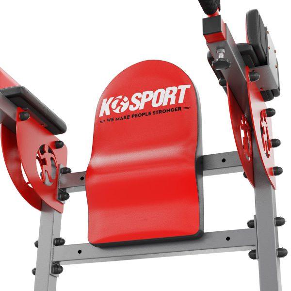 Bezpieczny sprzęt sportowy-Poręcze stacjonarne do ćwiczeń DIP KSSL011_VEELES.com2