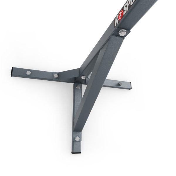 Bezpieczny sprzęt sportowy-Mocowanie ścienne na worek bokserski 150kg  K-SPORT KSH008_VEELES.com4