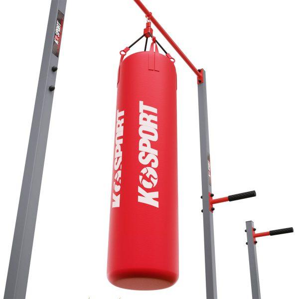 Bezpieczny sprzęt sportowy-Drążek+poręcze do podciągania zewnętrzny ogrodowy-uchwyt na worek street workout  KSOZ002_VEELES.com4