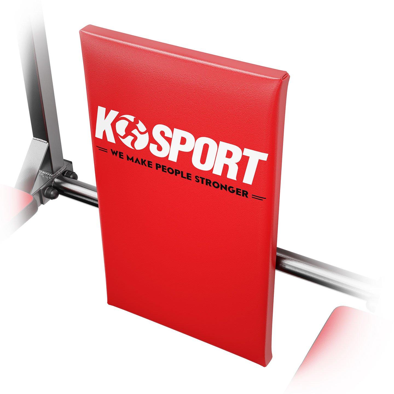 Bezpieczny sprzęt sportowy-Drążek do podciągania ćwiczeń poręcz na ścianę 2W1 KSSL081/2_VEELES.com3