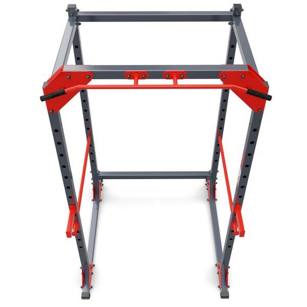 Bezpieczny sprzęt sportowy-Klatka RACK+DRĄŻEK wielofunkcyjna do ćwiczeń  K-SPORT  KSSL025_VEELES.com1