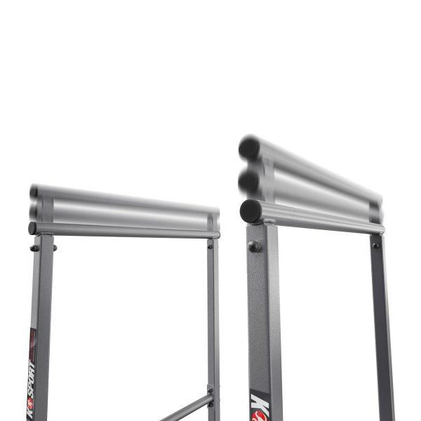 Bezpieczny sprzęt sportowy-Poręcze stacjonarne do pompek treningowe do ćwiczeń mięśni brzucha uchwyt KSH025_VEELES.com3