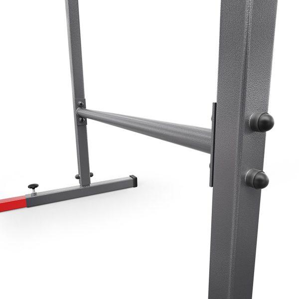 Bezpieczny sprzęt sportowy-Poręcze stacjonarne do pompek treningowe do ćwiczeń mięśni brzucha uchwyt KSH025_VEELES.com4