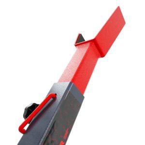 Bezpieczny sprzęt sportowy-Stojak treningowy do ćwiczeń pod ławkę sztangę gryf modlitewnik  KSH016_VEELES.com3
