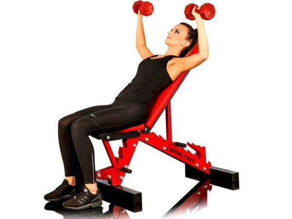 Sprzęt sportowy > Fitness > Ławki treningowe-2 ~~ Veeles