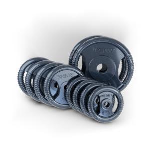 Zestaw obciążeń żeliwnych 100kg